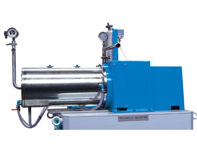 Horizontal Grinding – Contimill - Bead crusher