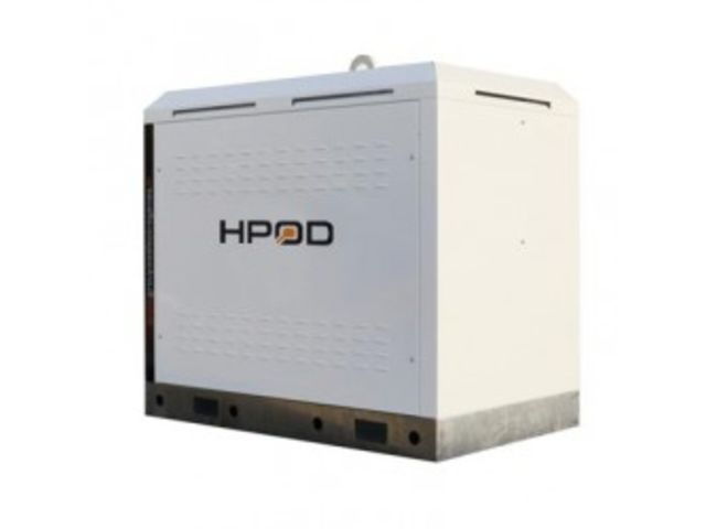 HPOD  STORAGE SYSTEM - product presented by GELEC