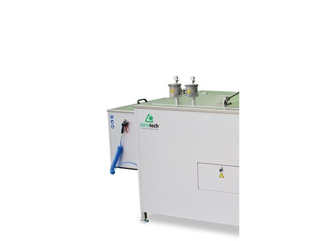 Industrial ultrasonic cleaning machines - TT-2000N - Ultrasonic cleaning equipment