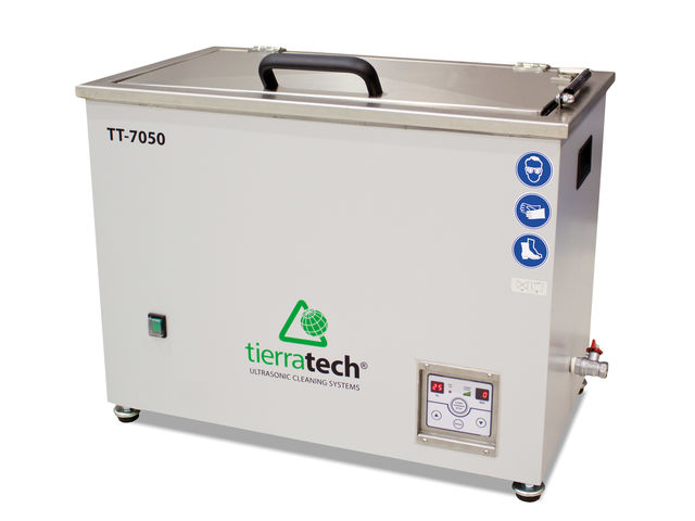 Industrial ultrasonic cleaning machines - TT-7050
