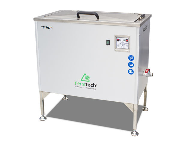 Industrial ultrasonic cleaning machines - TT-7075
