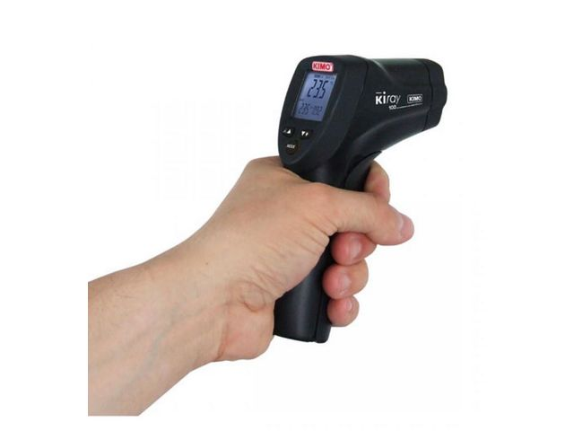 Quote Infrared thermometer : KIRAY 100