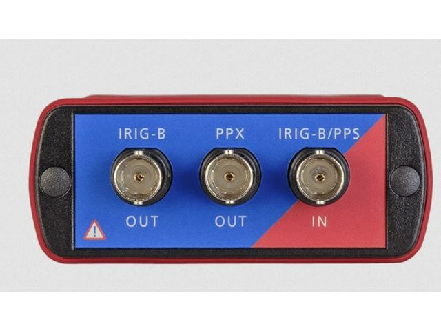 Quote Interface box for sending or receiving the IRIG-B protocol or PPS signals | CMIRIG-B