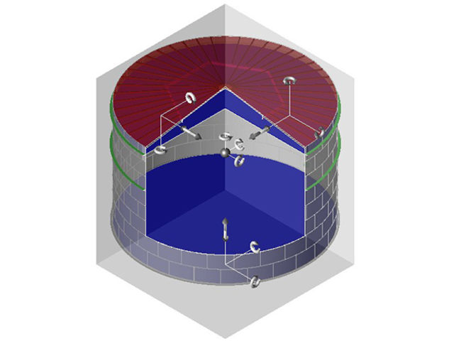 Intergraph Tank Software For The Design Analysis Evaluation Of Storage Tanks Contact Hexagon Ppm