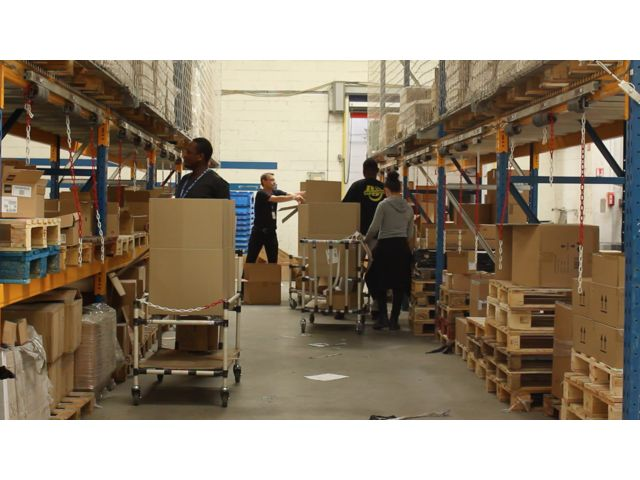 ISIPICK-WCS for the management of the edge of line: preparation of orders or kits. - ISITEC International