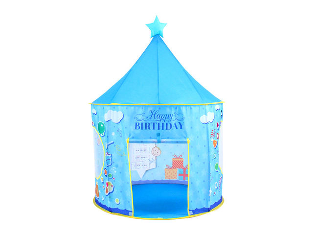 Kids Play Tent With Patterns - Blue  sc 1 st  Industry Plaza & Kids Play Tent With Patterns - Blue | Contact ITEC-PRO COMEX EURO ...