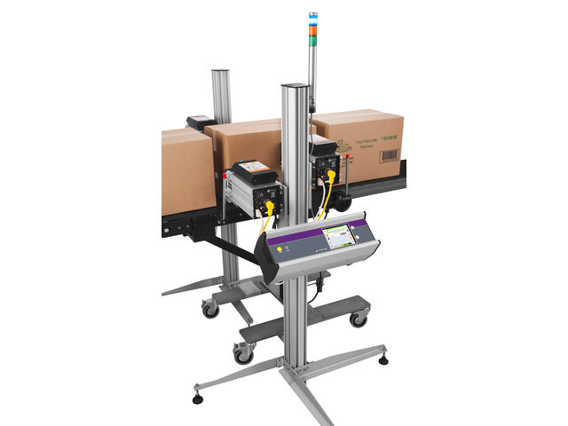 Large character inkjet coder: 5800 - Package labelling