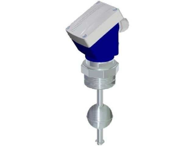 Level controllers by float series IMN TB INOX - Level indication