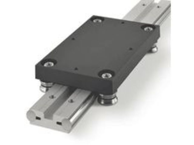 Linear Guide Systems For Light Loads