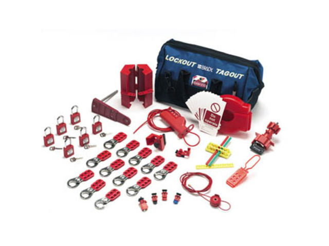 lockout tagout kits brady - Lock Out Tag Out Kits