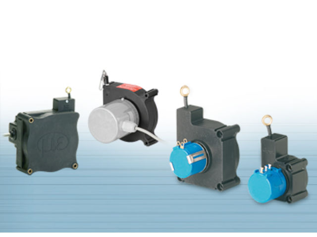 Low-cost draw-wire displacement sensors: wireSENSOR MK30/MK46/MK77 ...