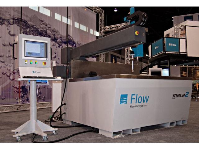 Flow Waterjet