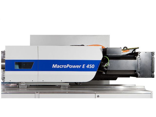 MacroPower E 400-1100t Horizontal injection molding machine / hydraulic / electric / for PET - WITTMANN BATTENFELD