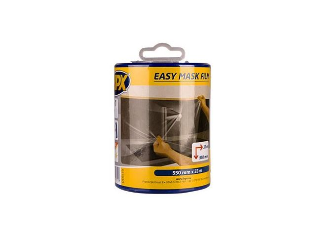 Masking tape - EASY MASK FILM WITH MASKING TAPE + DISPENSER - DE5533 - HPX