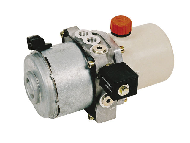 Micro Power Packs Hpi Oil Hydraulic Contact Jtekt Hpi