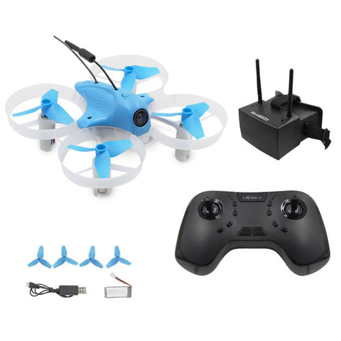Quote Mini quadcopter with virtual reality headset - HD Camera - FPV Racing Zulu drone - 5.8 GHz