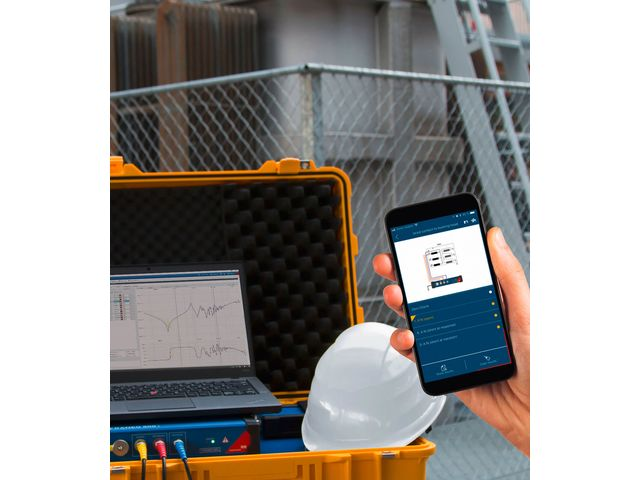 Mobile PTM companion for on-site testing | PTMate