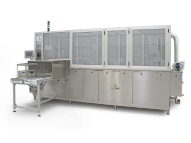 Modular ultrasonic cleaning system : TT Automatic Smart 150