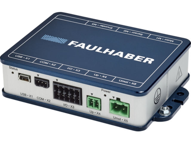 Motion Controllers Series MC 5005 S RS - FAULHABER