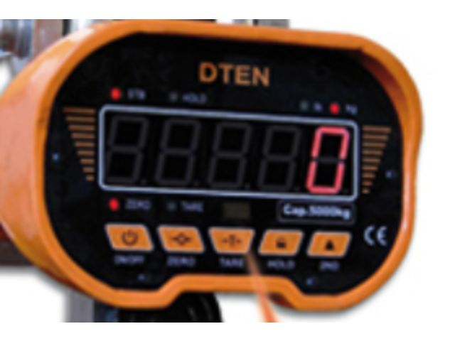 Multifunction crane scale DTEN - AS TECHNOLOGIES