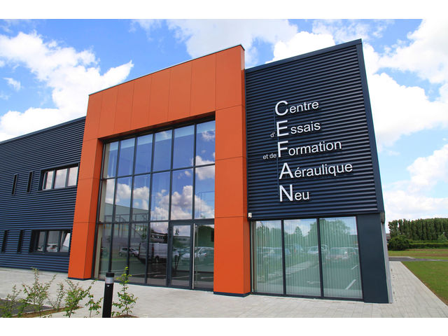 NEU Test and Training Centre for Air Technologies