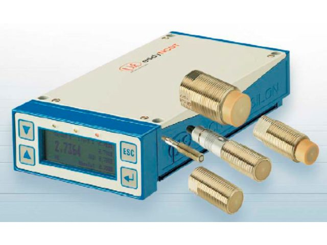 Non-contact eddy current displacement sensors: eddyNCDT 3300 - MICRO-EPSILON