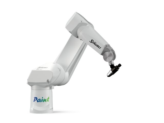 RX160 Paint 6-axis robotic arm