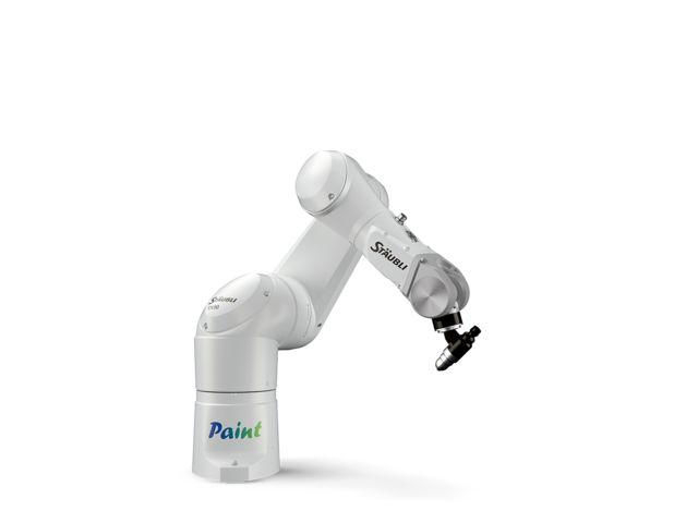 TX90 Paint 6-axis robotic arm