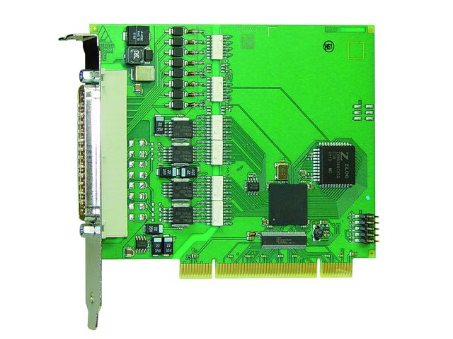 PCI board with 16 digital inputs APCI-1016