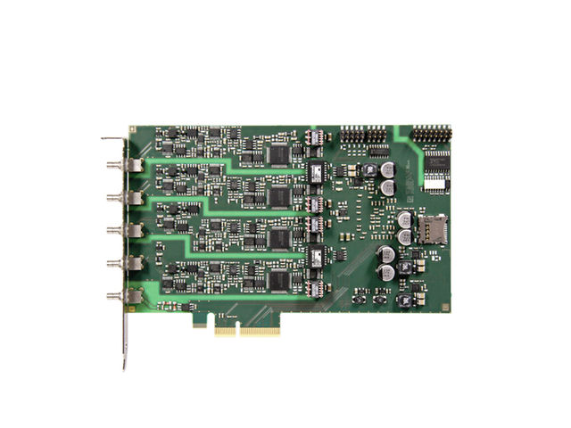 PCI-Express vibration measurement board APCIe-3660-4