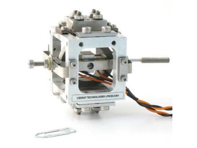 Piezo Motors Technologies Linear Piezo Motor Lpm20 3