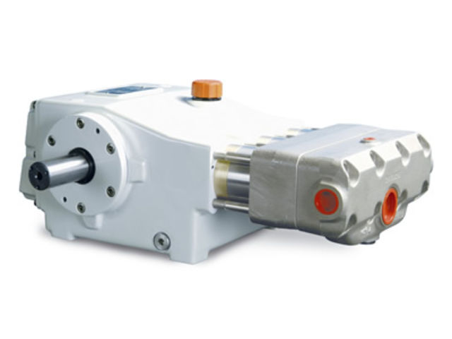 Piston pumps for water: ECH Series