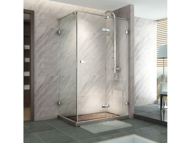 Pivot Shower Door - Range Sharp