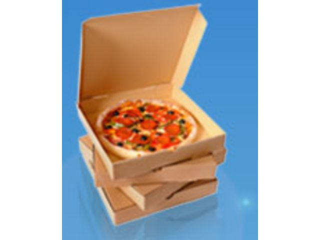 Pizza Boxes - DS SMITH PACKAGING FRANCE