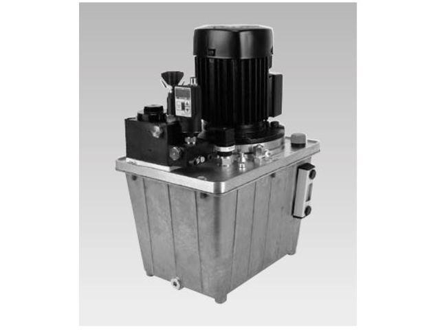 Power Unit – Basic version D 8 021