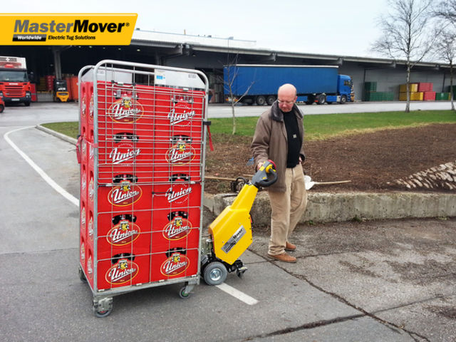 Powered Tug | SmartMover SM100+ - MASTERMOVER