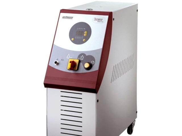 Pressurised-water temperature control unit up to 180 °C