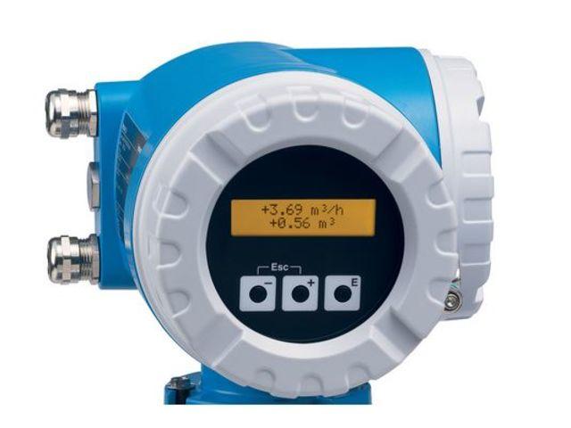 endress hauser flow meter pdf