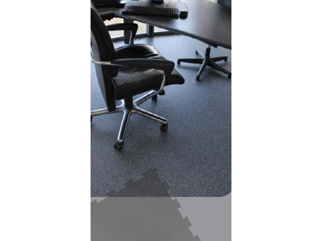 PVC tile for tertiary use - DECOLINE - GROUPE TLM