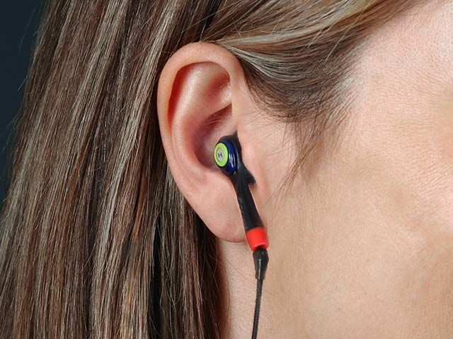 Qeos molded earplugs - Your customized hearing protection device