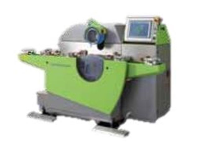Race service stone grinding machine for alpine, cross-country and jump skis : Race NC