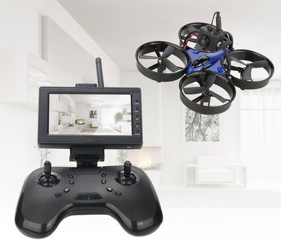 Quote Racer BIRDY 1060 FPV mini quadcopter - HD Camera - 5.8 GHz