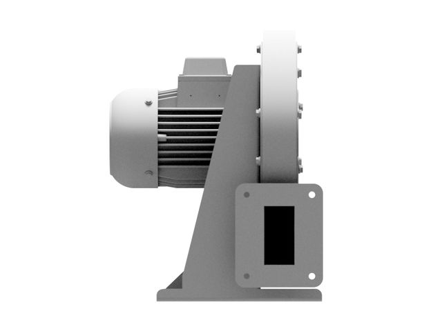 Radial blowers/ Centrifugal fans  High-pressure frequency converter  - Centrifugal fan