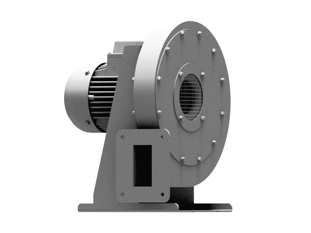 High Pressure Centrifugal Blowers : Radial blowers centrifugal fans high pressure frequency