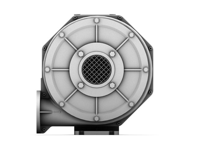 Radial High Pressure Blowers : Radial blowers centrifugal fans high pressure frequency