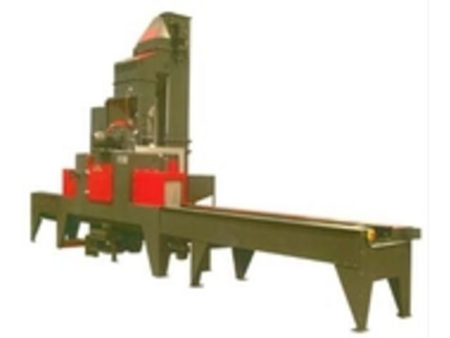 RDR Tube and Bar Blasting Machines