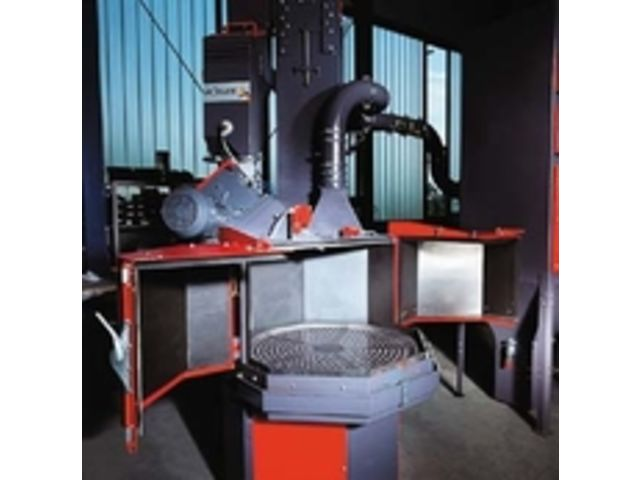 RDT Rotary Table Machines