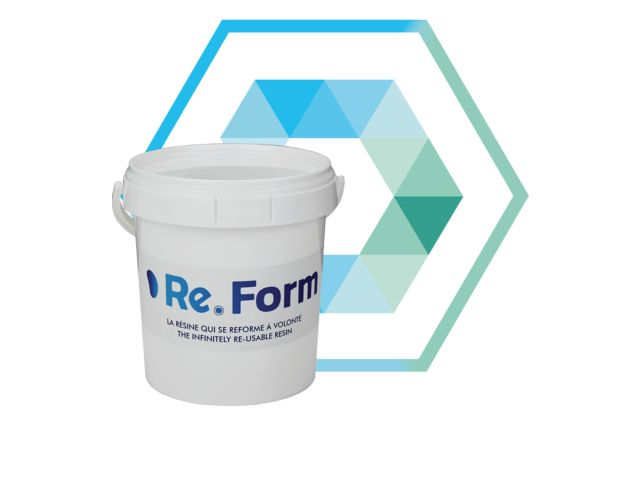 Re-Form en pot par plastiform