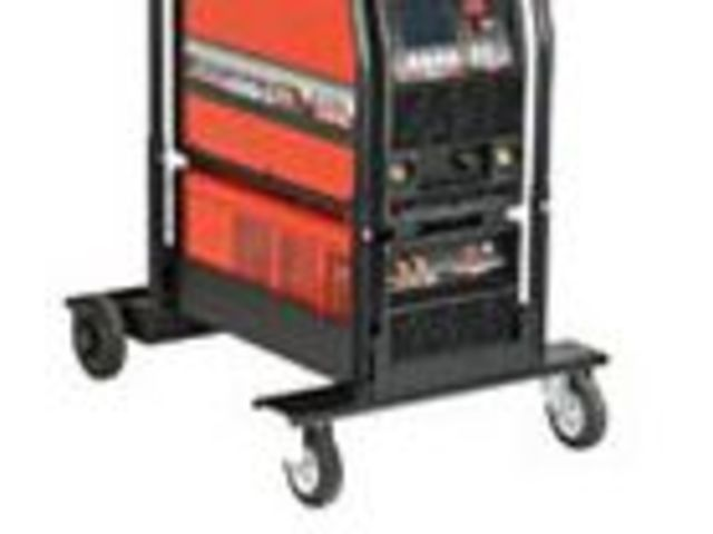 Rental welding equipment : Invertec V310-T AC/DC TIG Welder