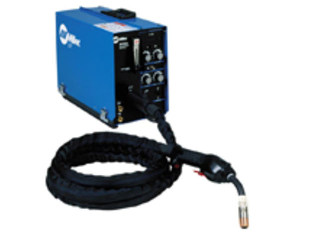 Rental welding equipment : XR Control Push-Pull Wire Feeder ...
